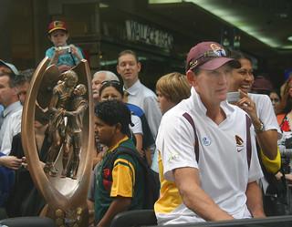 Brisbane Bronco Coach on parade-01+ | by Sheba_Also 45,000 photos