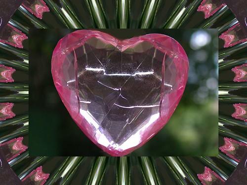 Herz aus Glas by Brigitte ☆