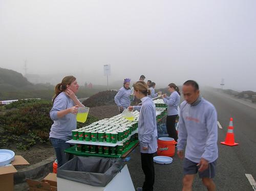 YMCA Triathlon Volunteers