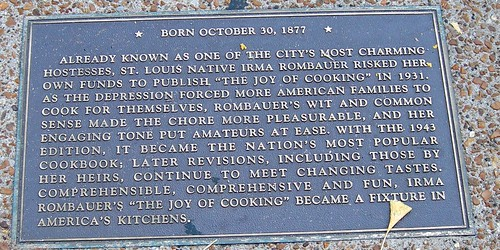2006-10-24 St Louis Walk of Fame_Irma Rombauer_text 02 | by cromely