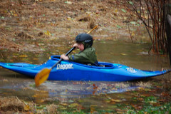 backyard kayak   by soulebro