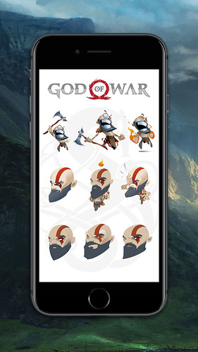 GOW-Stickers-1 | by PlayStation Europe