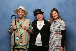 Sylvester McCoy and Sophie Aldred | by DiHard11