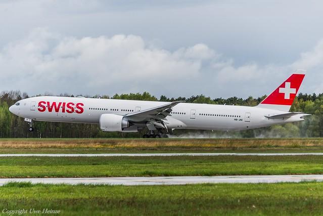 Swiss HB-JNI (TD)
