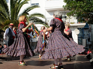 Dia del folklore Nerja 2018 | by Porcelina's World
