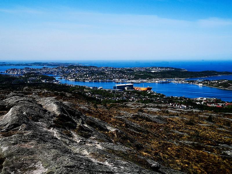 41-Utsikt over Kristiansund fra Kvernberget