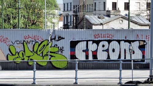 Idiot, les Crayons / Bruxelles - 18 apr 2018