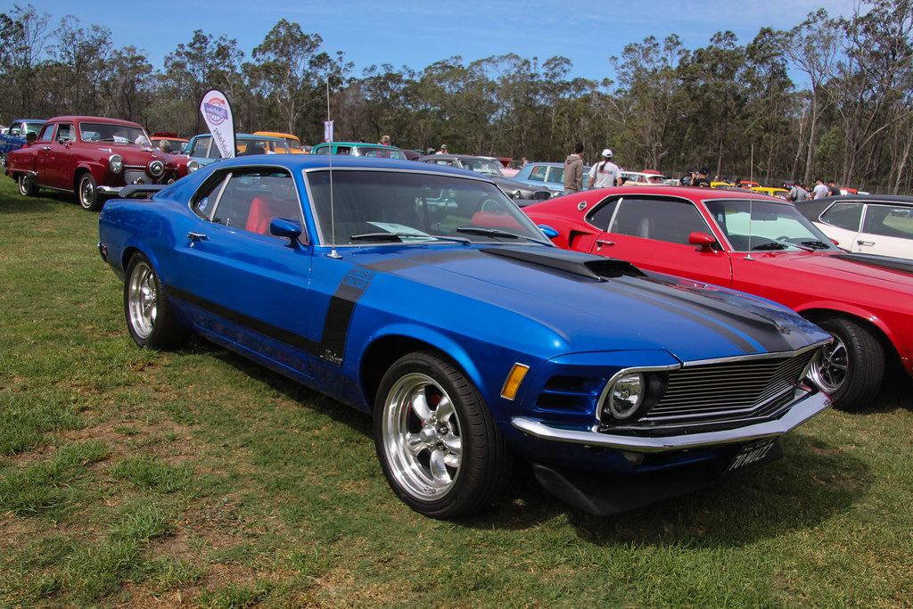 1970 Ford Mustang Boss 302 Fastback 1970 Ford Mustang Boss
