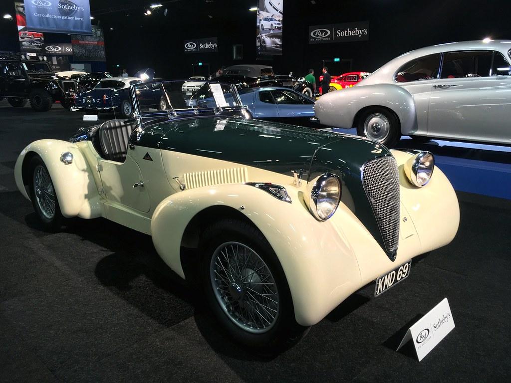 1938 Aston Martin Speed Model Type C One Of 8 Type C S Bui Flickr