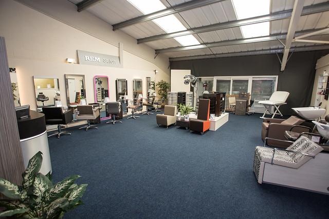 Salon Supplies Gloucester Furniture Showroom
