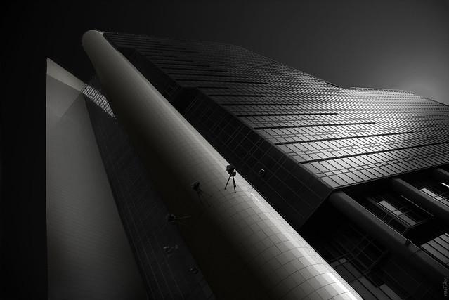 RUS67144(Modern City - Look Up #2)