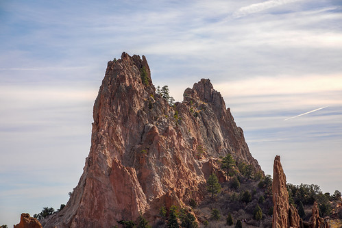 photosbymch landscape rockformations cathedralrock cathedralspires greyrock gardenofthegods coloradosprings colorado usa 2017 canon 5dmkiv hdr composite clouds trees outdoors desert