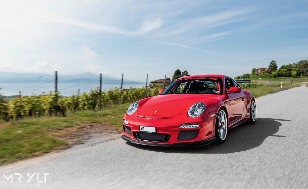 Porsche 911 997 2 Gt3 Rs Guards Red Mrylt Flickr