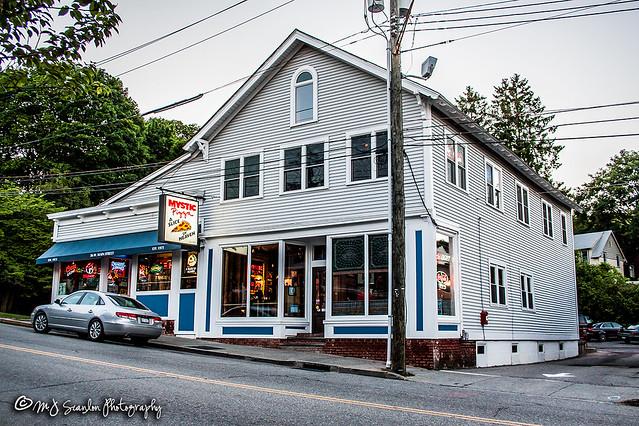 Mystic Pizza   Mystic, Connecticut
