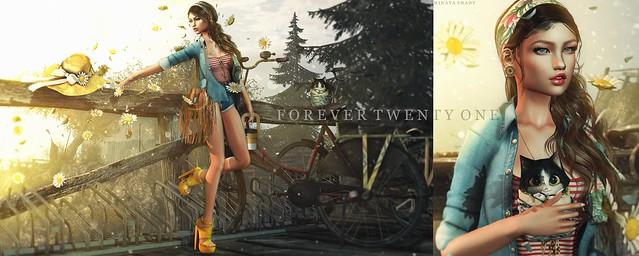 New Post: ∞Forever Twenty One∞ LOTD 555 Hello Gorgeous...