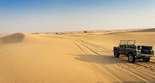 Dubai desert   by Tigra K