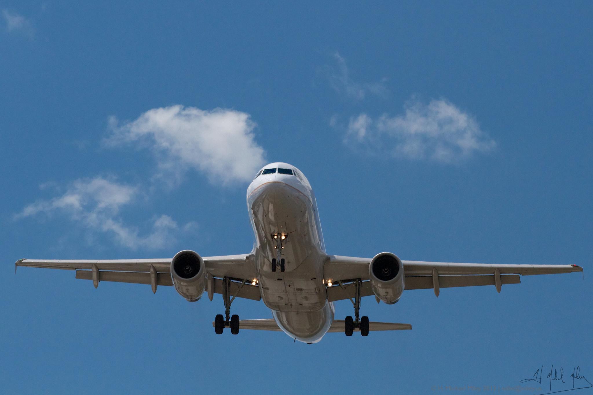 Plane Spotting at ORD
