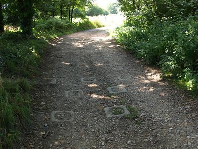 Upper Old Park Roadblock