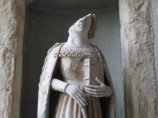 iconoclasm: St Margaret