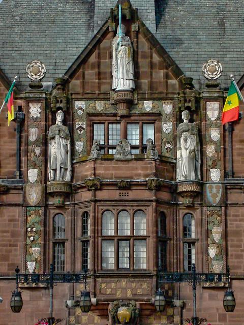 Coventry Council House [City Hall] (Garrett & Simister 1913-1919)