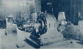 Generators for the San Antonio Light and Power Company (1895)