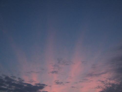 sky clouds sunrise mothernature