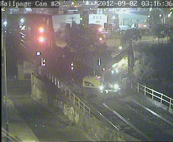 Bunbury Street Railcam #2 by Railpage Bunbury Street