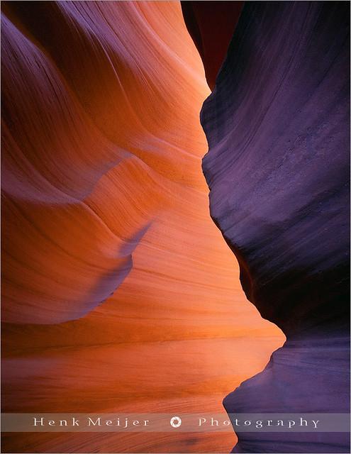 Light around the Corner - Lower Antelope Canyon