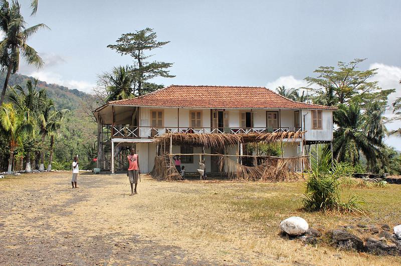 2 Casa De Santo Tome Y Principe