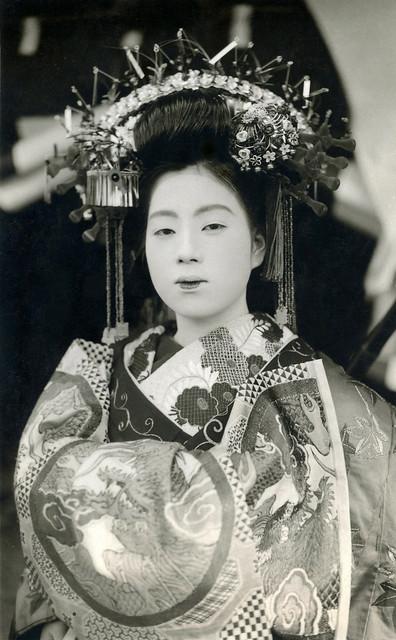 Kikunoi-dayuu (1) 1920s