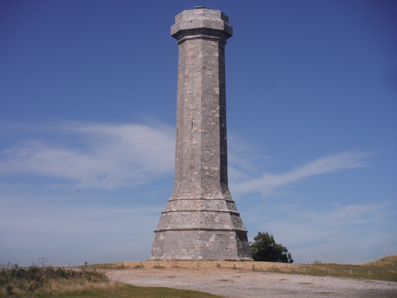 Hardy Monument SWC Walk 275 Dorchester South Circular or to Portesham