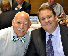 Rich Adelman invited his friend to lunch.