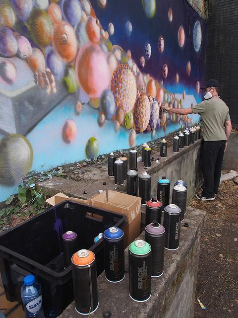 Street Art Festival Hasselt 1