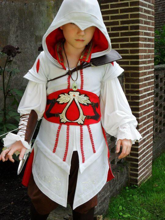 Chibi Ezio Auditore Assassin S Creed Costume Made Flickr