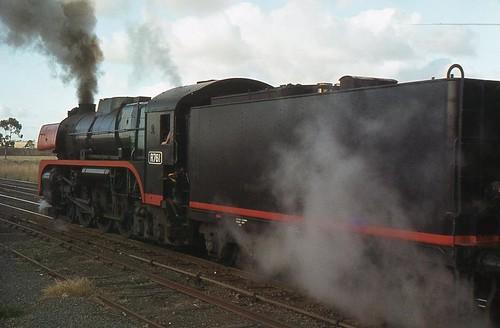 r761 steamrail