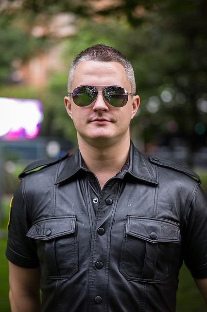Faces of Manchester Pride 2012
