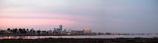 Panorma Punta Carretas - Pocitos Pink Hour | 120901-2-jikatu | by jikatu