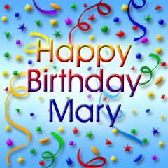 Happy Birthday Mary Jena Grace Flickr