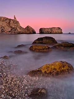 Playa de La Rijana.   by Víctor Peña (Fotografía ViAn)