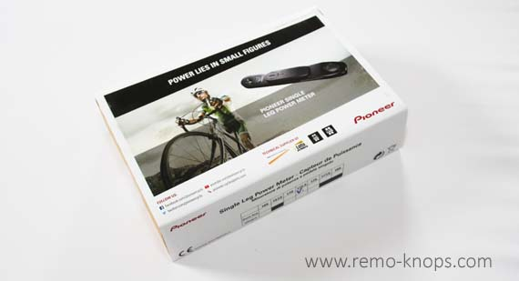 Training for Cyclists - Pioneer Pedaling Monitor System