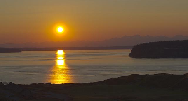 Tacoma Sunset