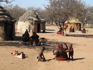 Himba village in Namibia | by heatheronhertravels