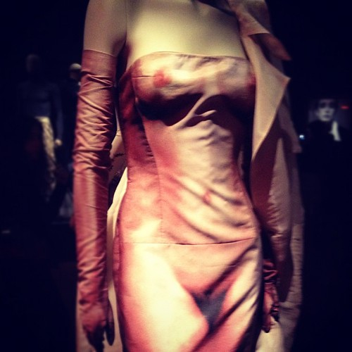 yep, that's a show-stopper. #gaultier | by sarahwulfeck