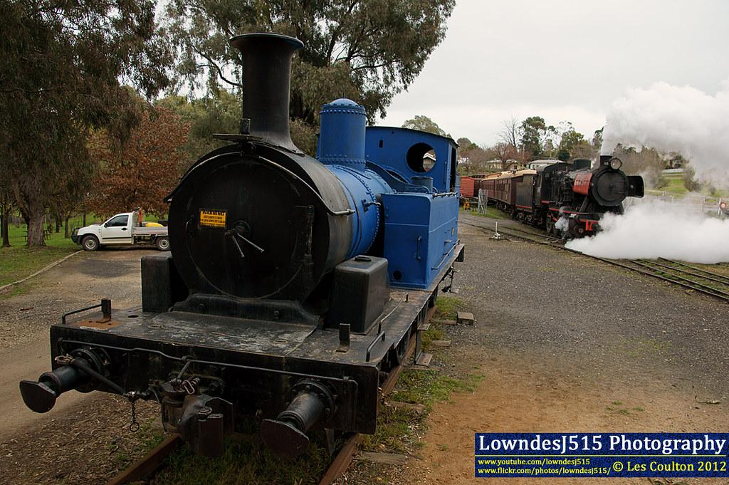 E371 & J515 at Maldon by LowndesJ515