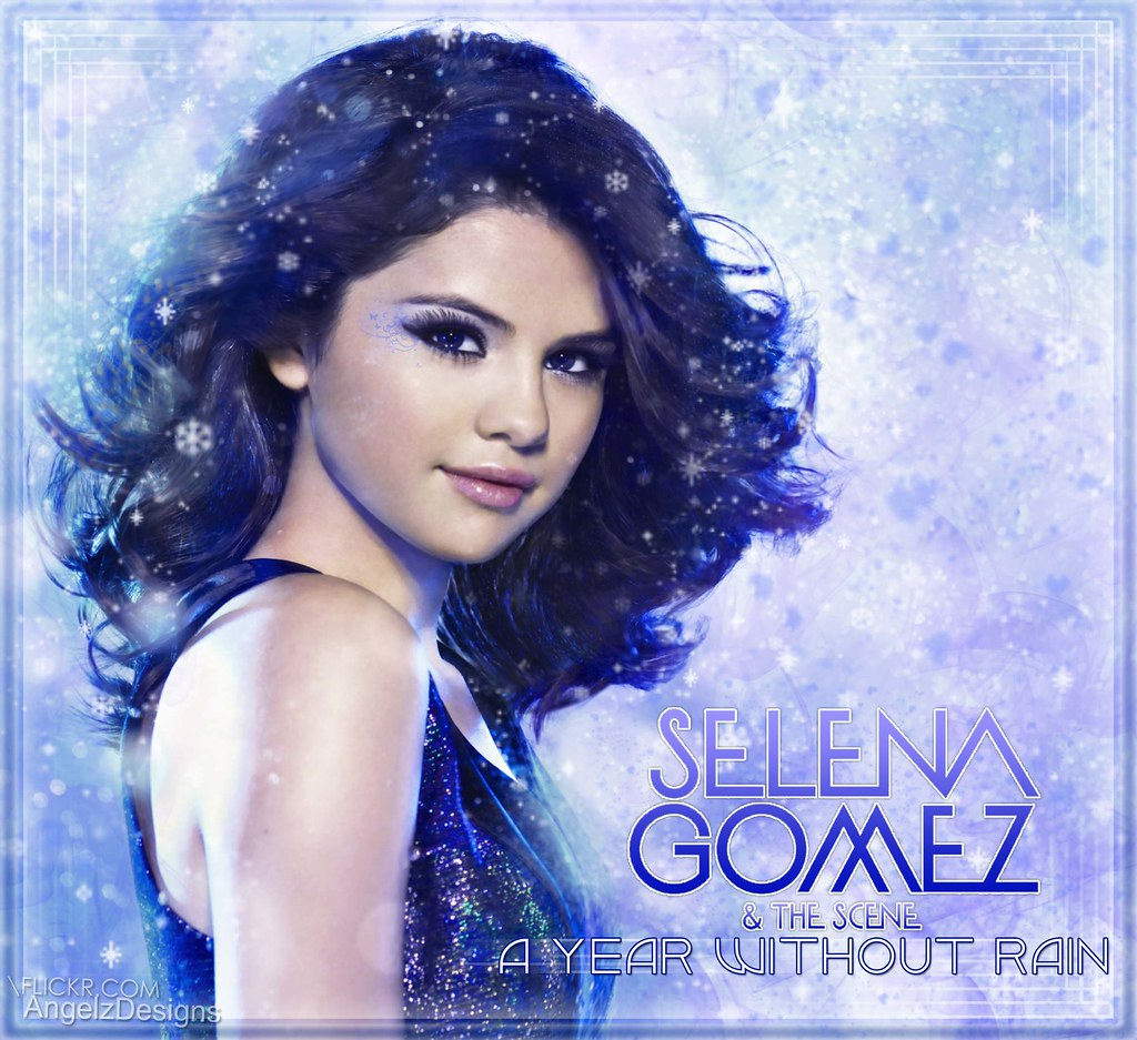 bb42196317799 ... selena gomez a year without rain | by AngelzDesigns
