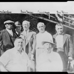 Sam Langford, Jimmy Gardner, Terry Brooks, Gus Raimo