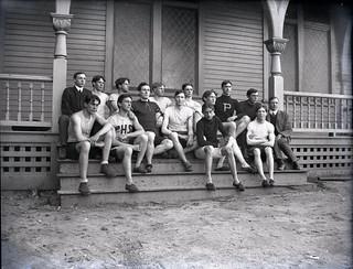 Pomona College track team (1901)