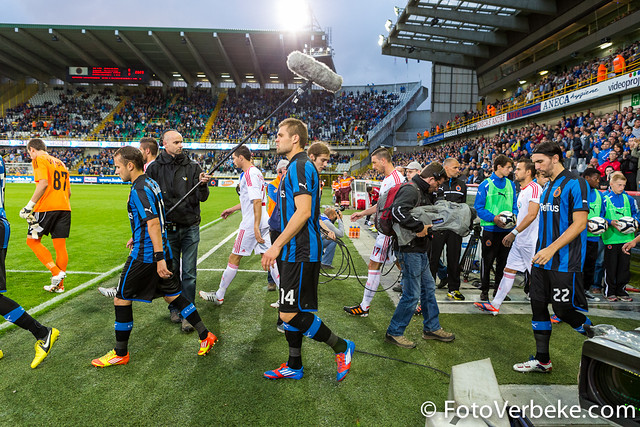 Club Brugge - Debrecen : 4-1