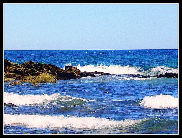 Seascape At York Beach - Photo by STEVEN CHATEAUNEUF - August 29, 2012