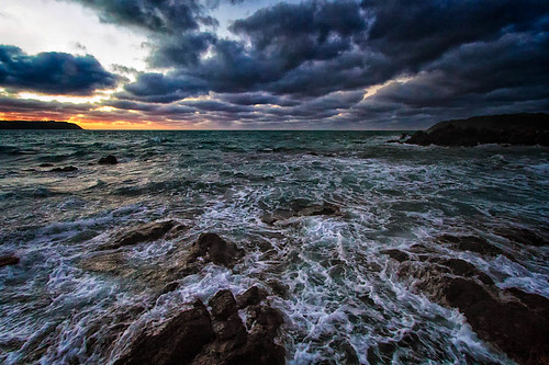 Wild Green Sea | by stewartbaird